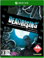 DEAD RISING XboxOne版の画像