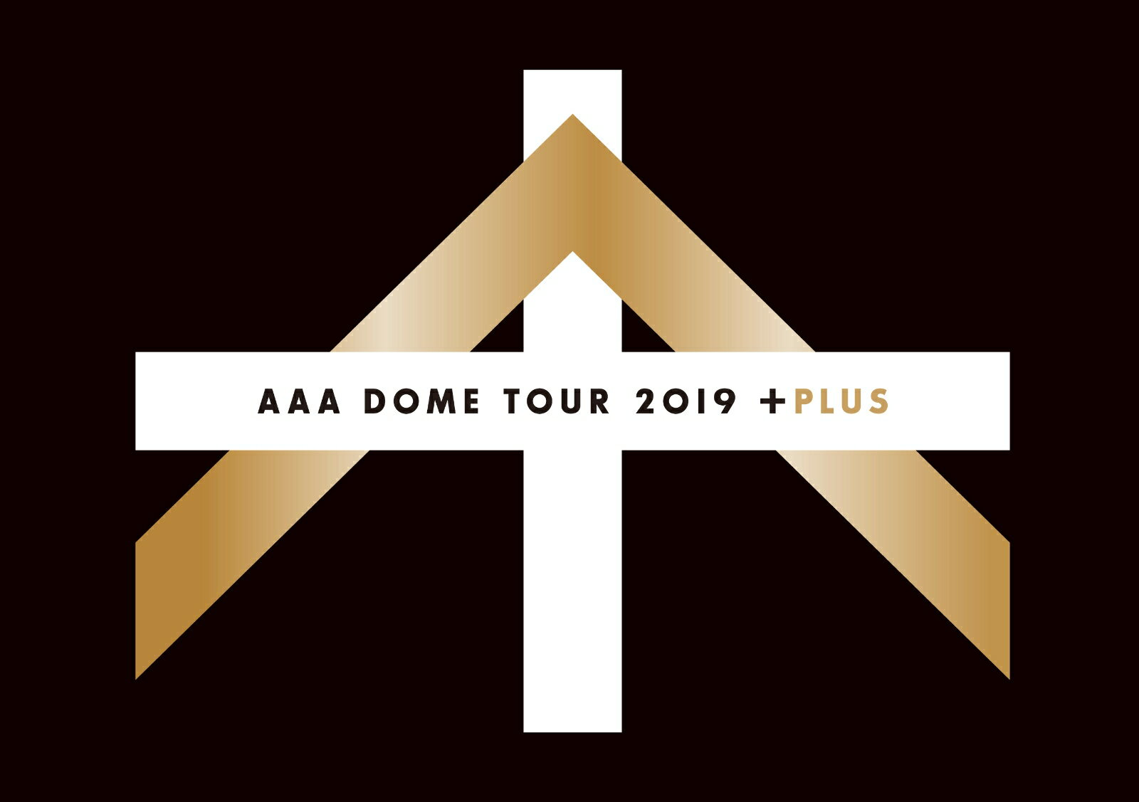 AAA DOME TOUR 2019 +PLUS (初回生産限定盤 DVD3枚組+グッズ) (スマプラ対応)