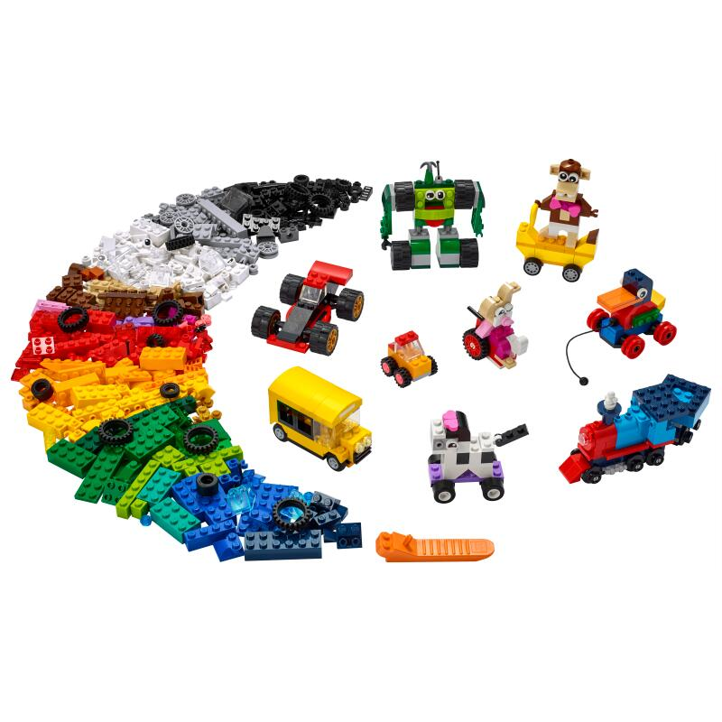レゴ アイデアパーツ<ホイール> 11014
