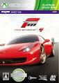 Forza Motorsport 4 Xbox 360 プラチナコレクションの画像