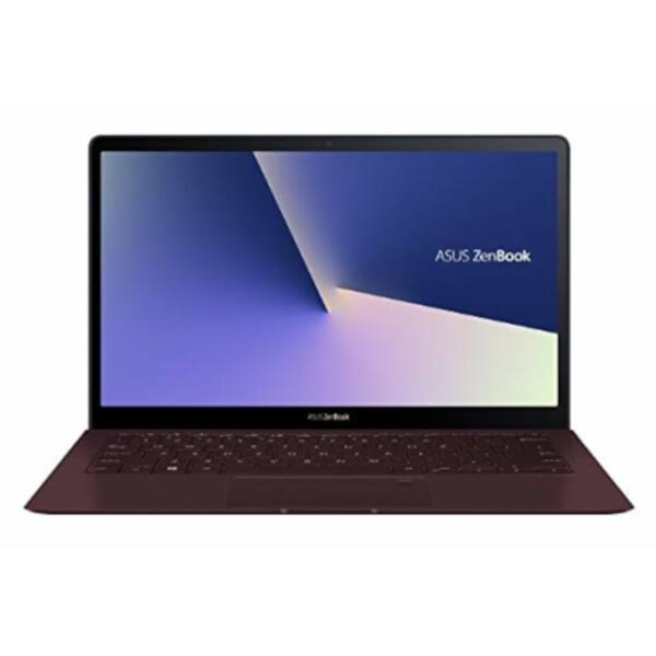 ASUS ZenBook S (Windows10Home/Corei5/SSD256GB/OfficeH&B) バーガンディレッド