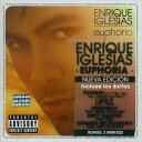 【送料無料】【輸入盤】Euphoria (Re-edition) [ Enrique Iglesias ]