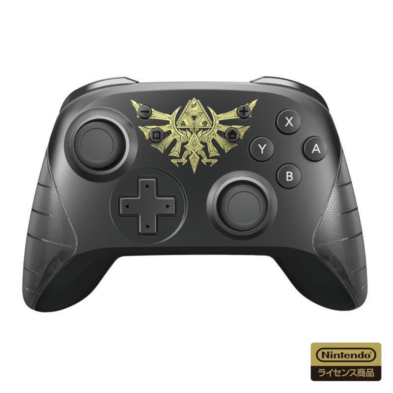 ワイヤレスホリパッド for Nintendo Switchゼルダの伝説