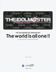 【楽天ブックスならいつでも送料無料】THE IDOLM@STER 5th ANNIVERSARY The world is all one!!...
