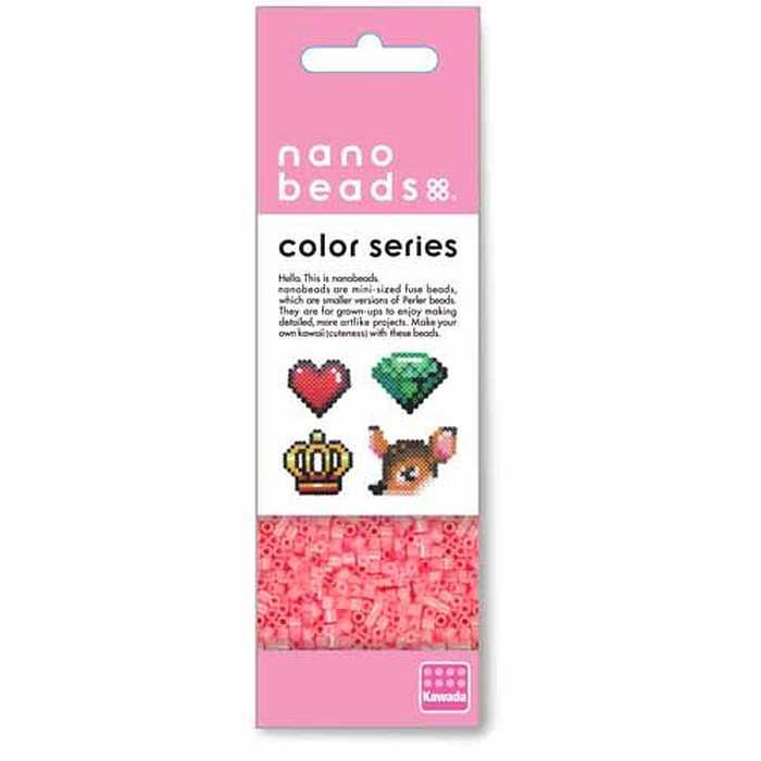 ナノビーズ ピンク
