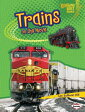 Trains on the Move TRAINS ON THE MOVE (Lightning Bolt Books: Vroom-Vroom (Hardcover)) [ Lee Sullivan Hill ]