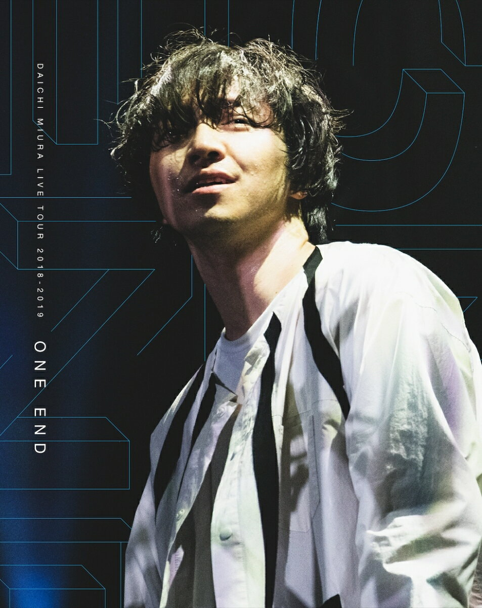 DAICHI MIURA LIVE TOUR ONE END in 大阪城ホール(スマプラ対応)【Blu-ray】