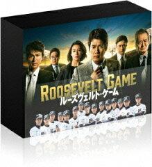【楽天ブックスならいつでも送料無料】ルーズヴェルト・ゲーム Blu-ray BOX [ 唐沢寿明 ]