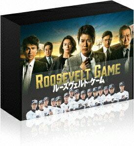 【楽天ブックスならいつでも送料無料】ルーズヴェルト・ゲーム Blu-ray BOX 【Blu-ray】 [ 唐沢...
