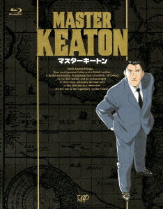 MASTER KEATON マスターキートン BD-BOX【Blu-ray】画像
