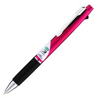 ジェットストリーム 3色ボールペン 0.5mmボール 800 ピンク