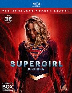 SUPERGIRL/スーパーガール<フォース・シーズン>ブルーレイコンプリート・ボックス(4枚組) Blu-ray  メリッサ・