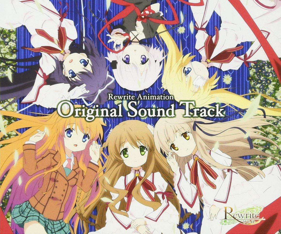 アニメ「Rewrite」 Original Soundtrack画像