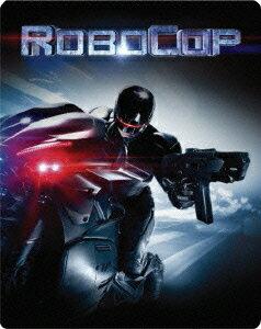 ロボコップ  ブルーレイ版スチールブック仕様〔4,000セット数量限定生産〕【Blu-ray】