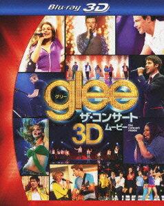 【送料無料】glee グリー ザ・コンサート・ムービー 3D【初回限定生産】【Blu-ray】 [ コーリー...