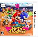 【送料無料】3DSマリオ&ソニック AT ロンドンオリンピック