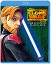 スター・ウォーズ:クローン・ウォーズ<フィフス・シーズン>コンプリート・セット【Blu-ray】 [ ジェームズ・アーノルド・テイラー ]