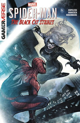 Marvel's Spider-Man: The Black Cat Strikes画像