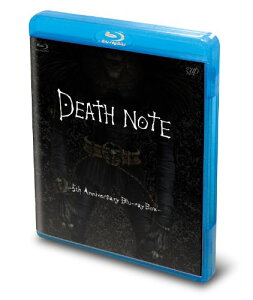 DEATH NOTE デスノート -5th Anniversary Blu-ray Box-【…