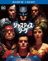 ジャスティス・リーグ 3D&2Dブルーレイセット(2枚組/ブックレット付)(初回仕様)【Blu-ray】