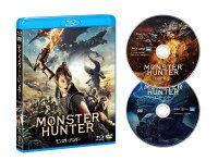 『映画 モンスターハンター』Blu-ray&DVD セット【Blu-ray】