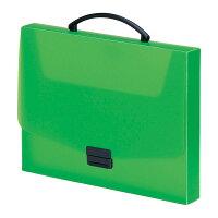 バッグ A4 黄緑