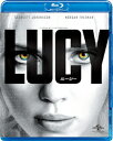 LUCY/ルーシー【Blu-ray】 [ スカーレット・ヨハンソン ]