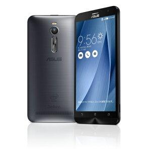 【楽天ブックスならいつでも送料無料】ASUS ZenFone2 32G グレー/4Gメモリ