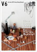 V6 live tour 2011 Sexy.Honey.Bunny!ジャケットC(マルチアングル3曲収録)