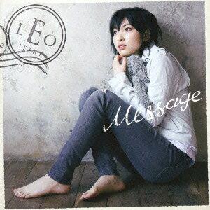 【送料無料】Message(初回限定盤A CD+DVD) [ 家入レオ ]