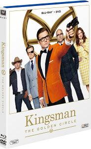 キングスマン:ゴールデン・サークル(ブルーレイ&DVD/2枚組)【Blu-ray】