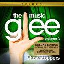 【送料無料】【輸入盤】 Glee: The Music Vol.3 Showstoppers (Dled) [ TV Soundtrack ]