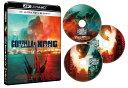 ゴジラvsコング 4K UHD Blu-ray3枚組【4K ULTRA HD】 [ アレクサンダー・