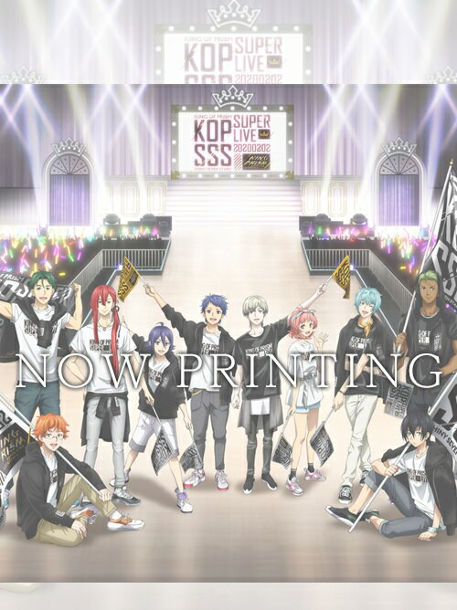 「KING OF PRISM SUPER LIVE Shiny Seven Stars!」Blu-ray Disc【Blu-ray】画像