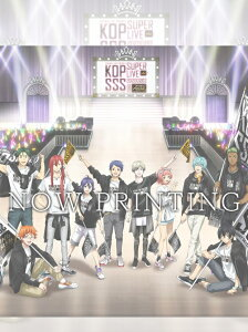 「KING OF PRISM SUPER LIVE Shiny Seven Stars!」Blu-ray Disc【Blu-ray】
