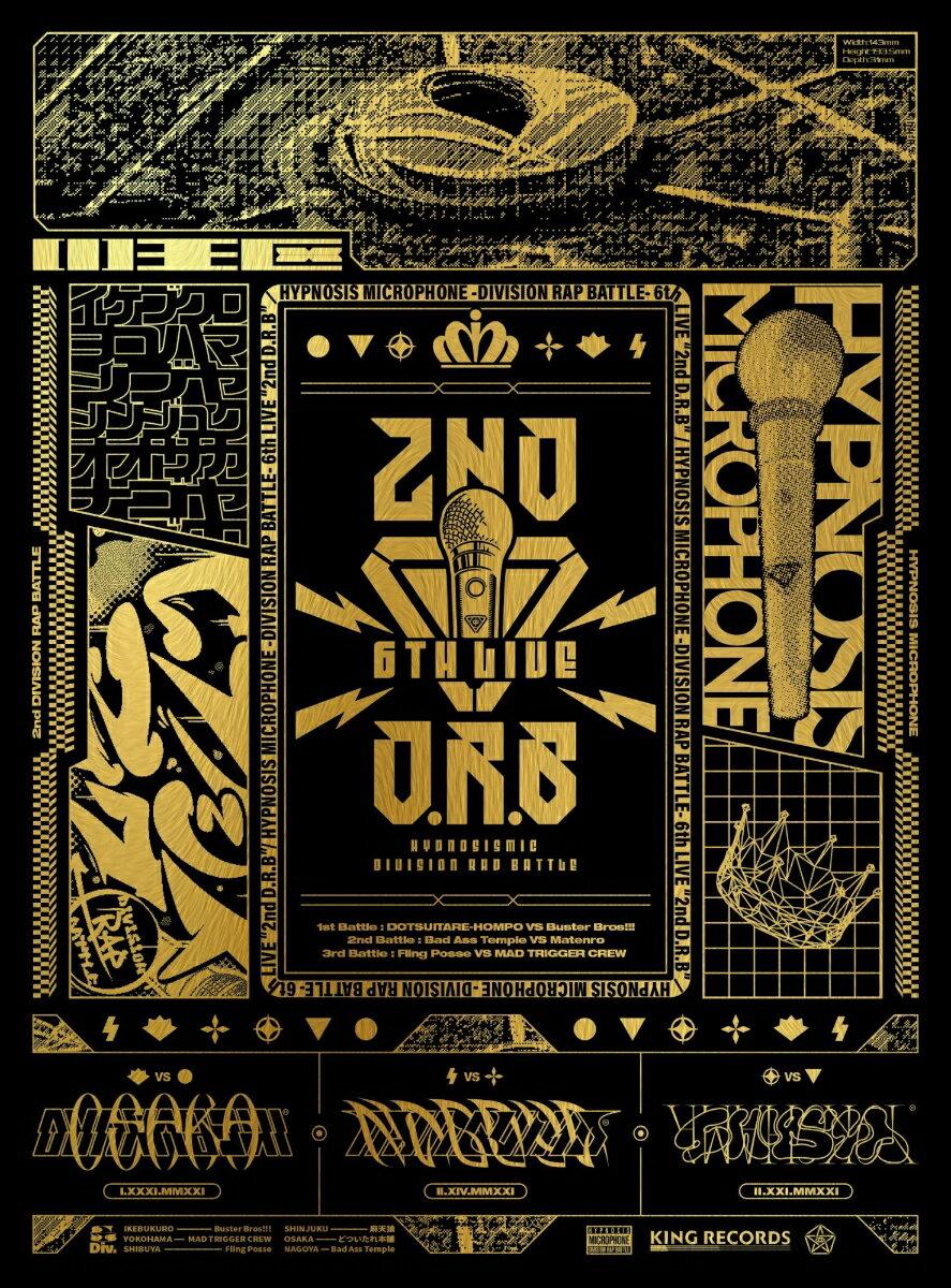 ヒプノシスマイク -Division Rap Battle- 6th LIVE ≪2ndD.R.B≫ 1st Battle・2nd Battle・3rd Battle