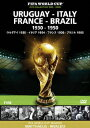 FIFA ワールドカップコレクション ウルグアイ/イタリア/フランス/ブラジル 1930-1950  ...