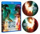 ゴジラvsコング Blu-ray2枚組【Blu-ray】 [ アレクサンダー・スカルスガルド ]