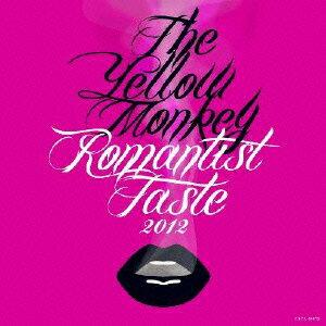 【送料無料】【CD新作5倍対象商品】【先着特典:ステッカー付き!】Romantist Taste 2012 [ THE...