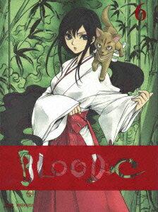 BLOOD-C 6【初回生産限定】【Blu-ray】画像