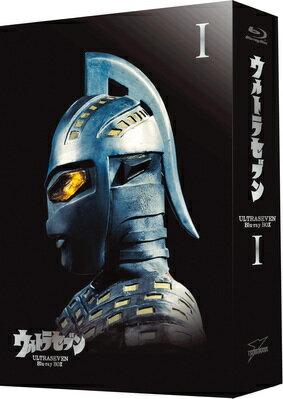 ウルトラセブン Blu-ray BOX I 【Blu-ray】