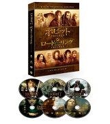 ロード・オブ・ザ・リング&ホビット 劇場公開版 DVD コンプリート・セット(6枚組)(初回仕様)