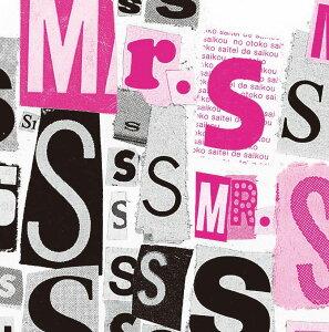 Mr.S (初回限定盤 2CD+DVD)
