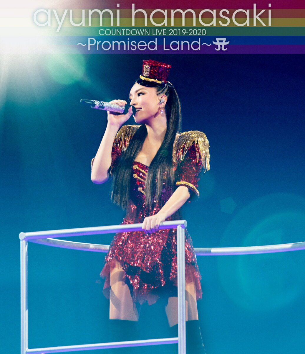 ayumi hamasaki COUNTDOWNLIVE 2019-2020 〜Promised Land〜 A (スマプラ対応) 【Blu-ray】