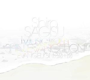 """【先着特典】Shiro SAGISU Music from""""SHIN EVANGELION""""(ステッカー)"""