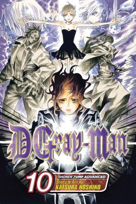 D. Gray-Man, Vol. 10 [With Sticker]画像