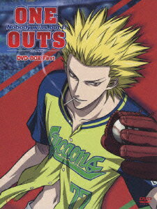 ONE OUTS-ワンナウツー DVD-BOX First画像