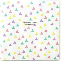 フリーアルバム(光沢フィルム) pastel triangle