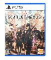 【早期予約特典】SCARLET NEXUS PS5版(追加コスチューム・アタッチメントが入手できる特典コード)の画像