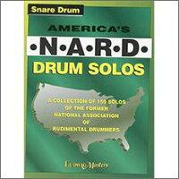 【輸入楽譜】N.A.R.D. ドラム・ソロ